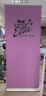 Roll up stend - Ellei Cosmetics