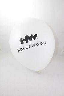 Hollywood valge õhupall