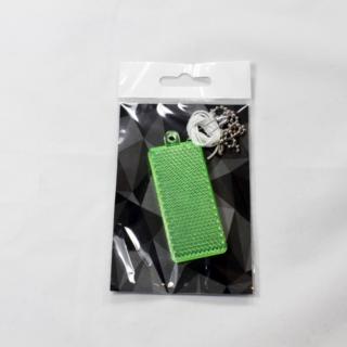 Roheline ristkülik plastikhelkur