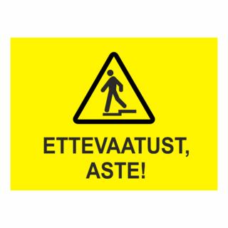Infosilt - Ettevaatust, aste!