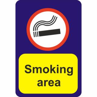 Infosilt - Smoking area