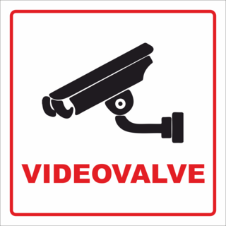Hoiatussilt - Videovalve