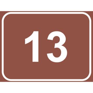 Majanumber - 13