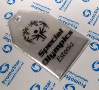 Special Olympics helkur