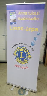 Roll-up Lions