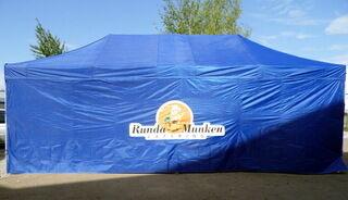 POP-UP teltta Runda Munken