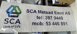 Infosilt SCA Metsad Eesti