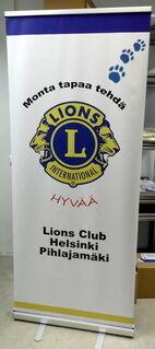 Roll Up Lions Club Pihlajamäki