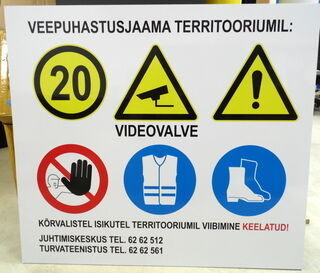 Varoituskyltti