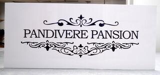 PVC fassaadisilt, Pandivere pansion