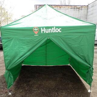 3x3 Pop up teltta Huntloc