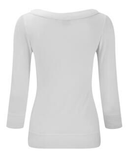 3/4 Sleeve Stretch Top