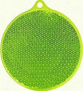 Helkur ümmargune 55x61mm roheline